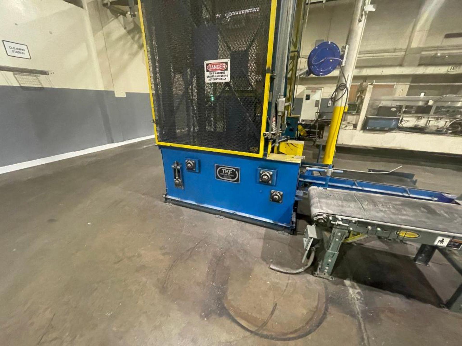 TKF vertical case elevator parts - Image 7 of 14