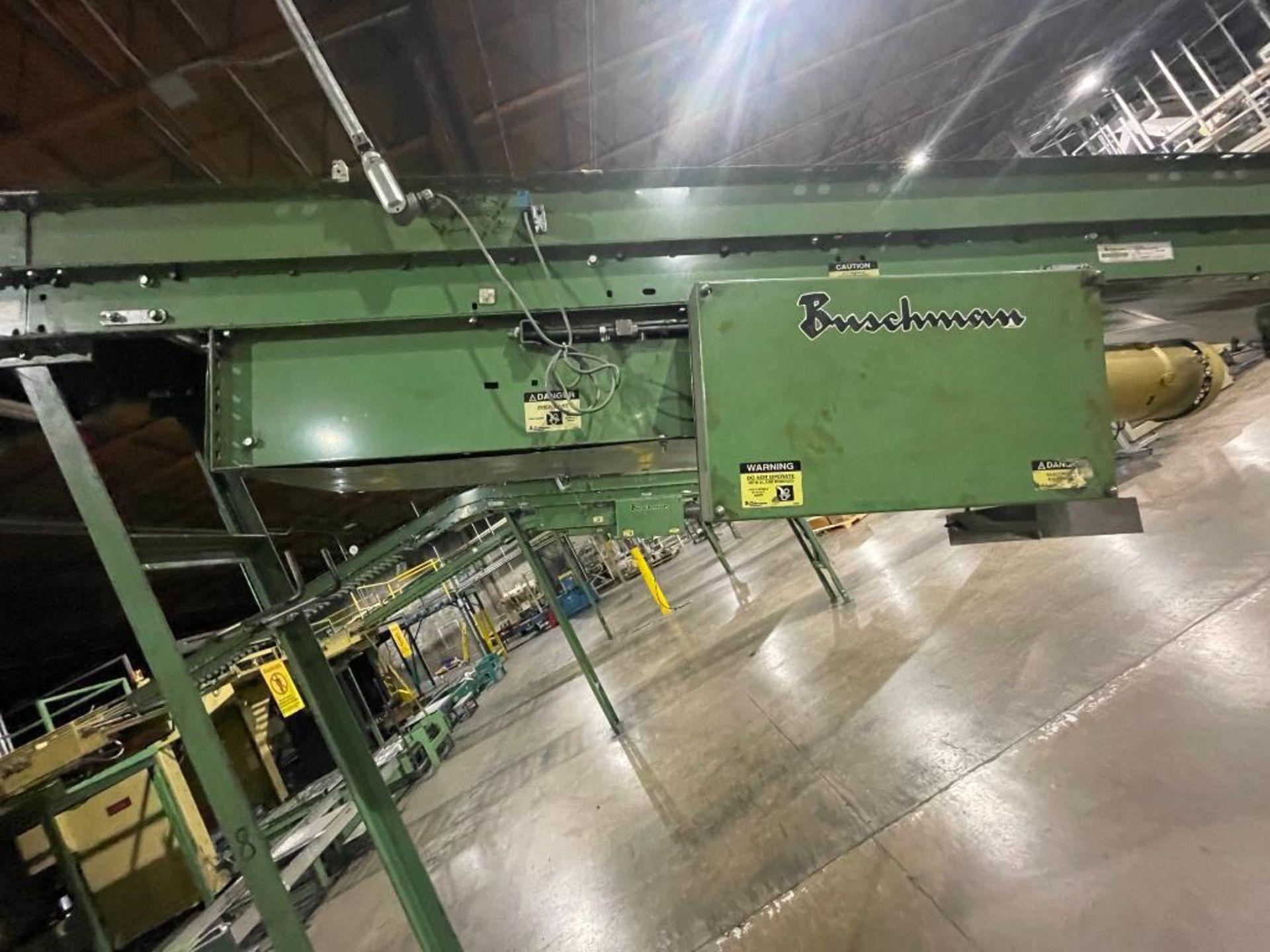 Buschman mild steel incline conveyor - Image 14 of 17