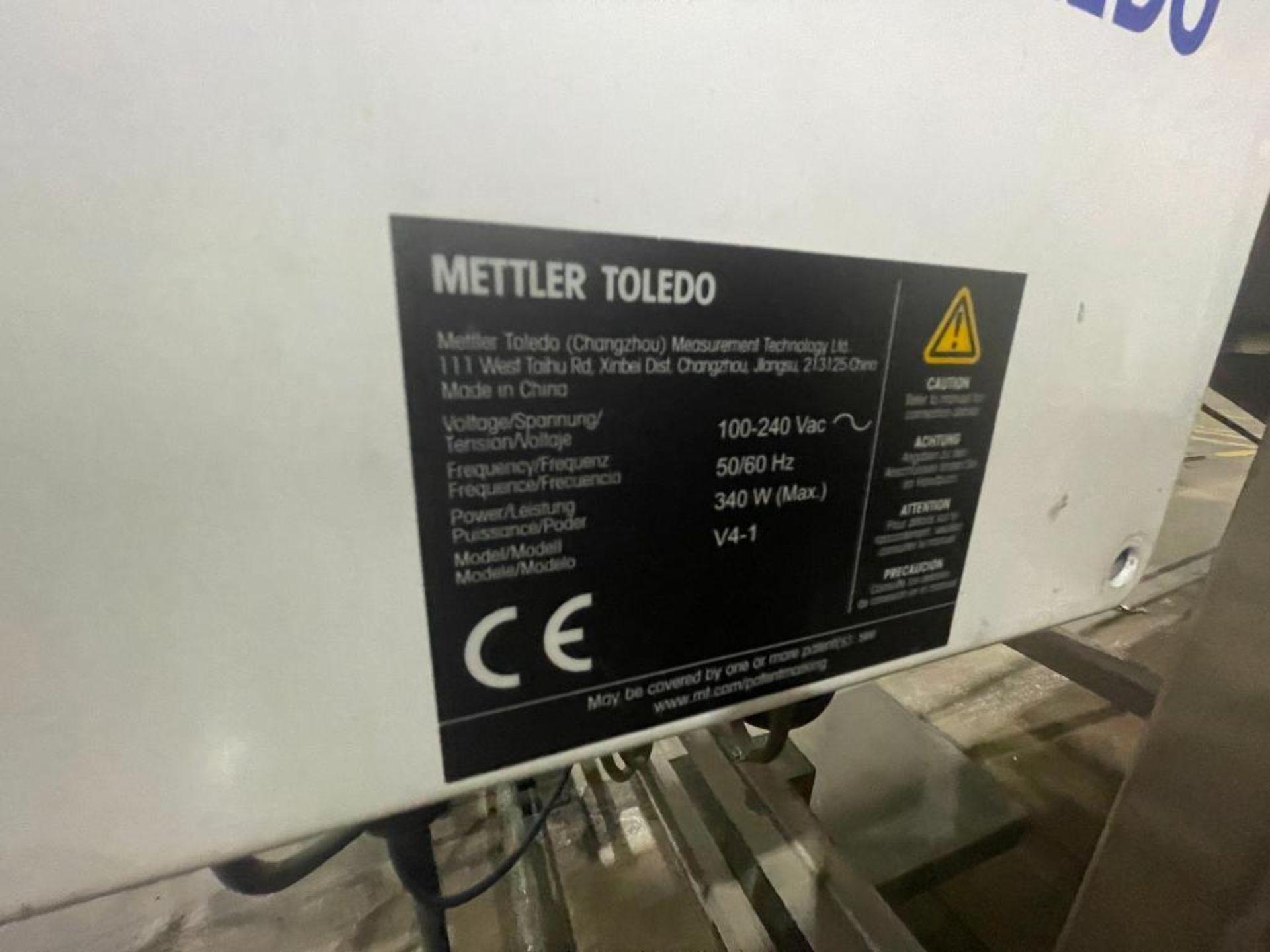 2016 Mettler Toledo metal detector, model SL1500 - Image 11 of 15