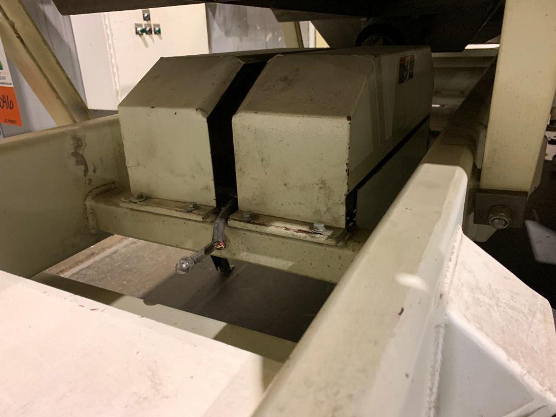 1992 Link-Belt vibratory conveyor, model LBL2405-10X12-10 - Image 31 of 34