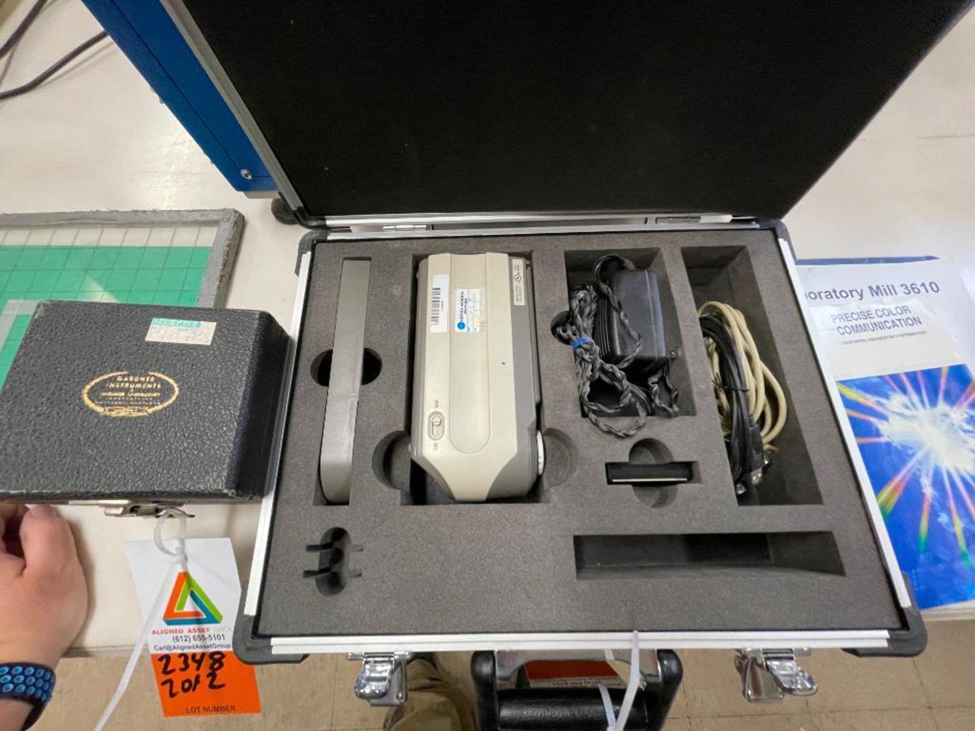Konica colorimeter - Image 4 of 7