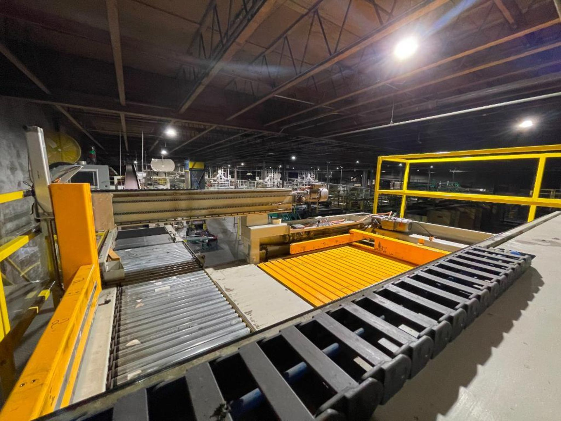 2013 TopTier downstacker, model DS with integrated TopTier pallet wrapper - Image 56 of 66