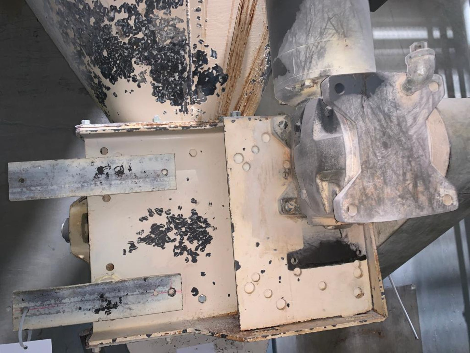 MAC 12 in. mild steel rotary lock - Image 2 of 6