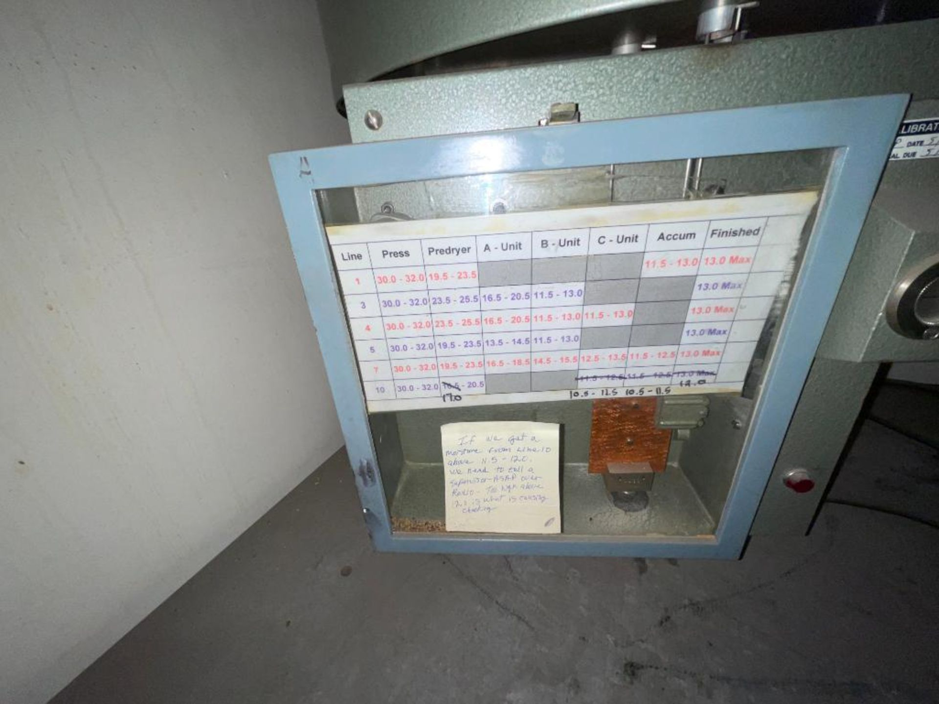 C.W. Brabender moisture tester - Image 4 of 9