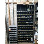 various fittings, threaded pipe, pressure regulators, and oil filters