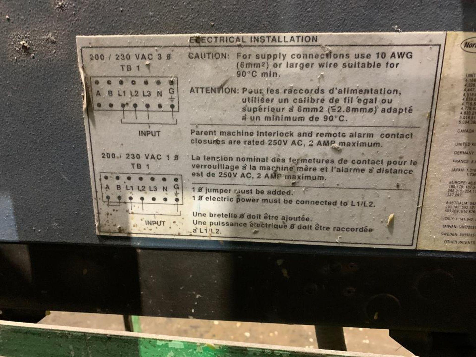 1978 Clybourn carton erecting filling closing machine - Image 8 of 68