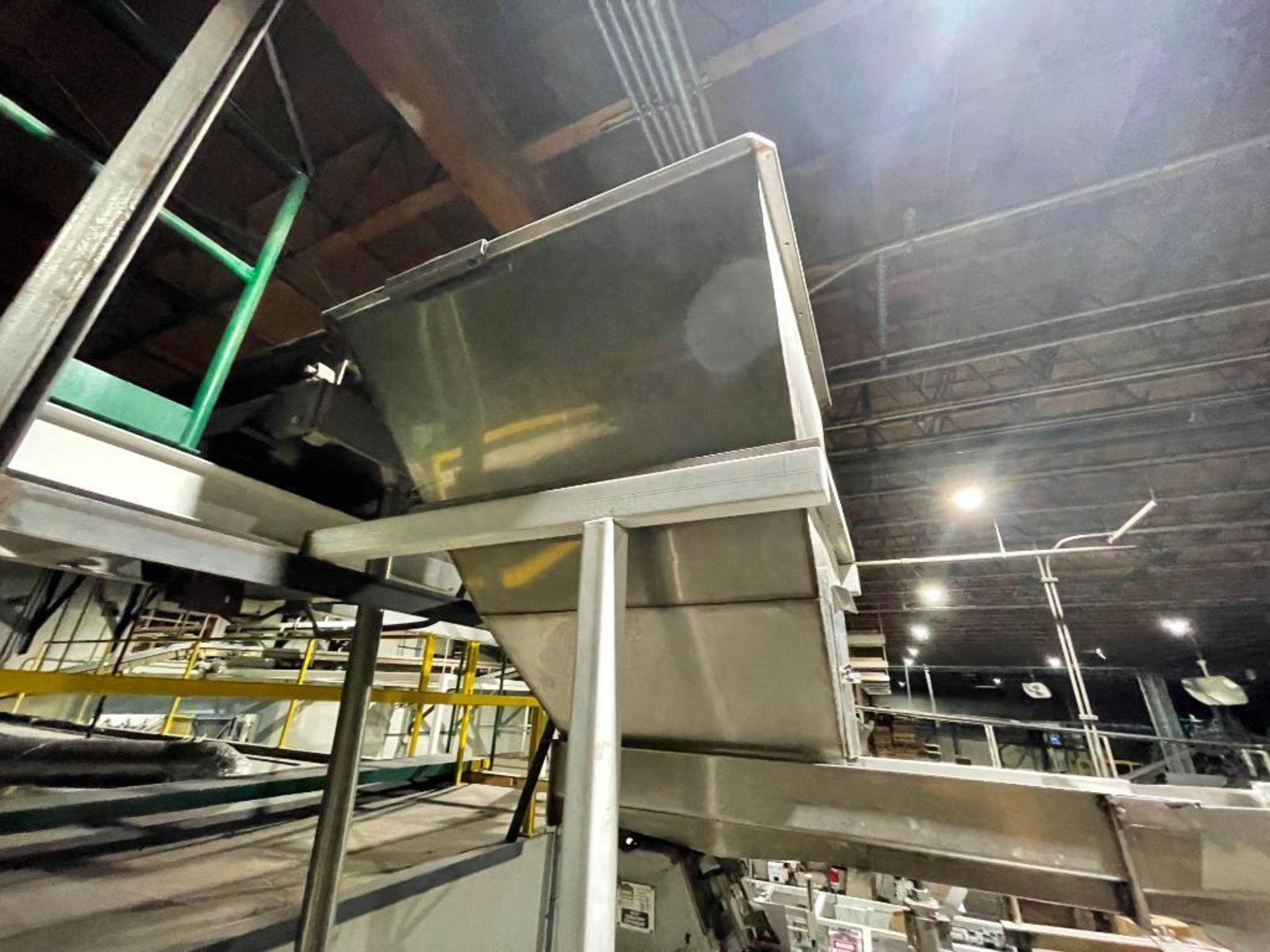 Eriez vibratory conveyor - Image 4 of 12
