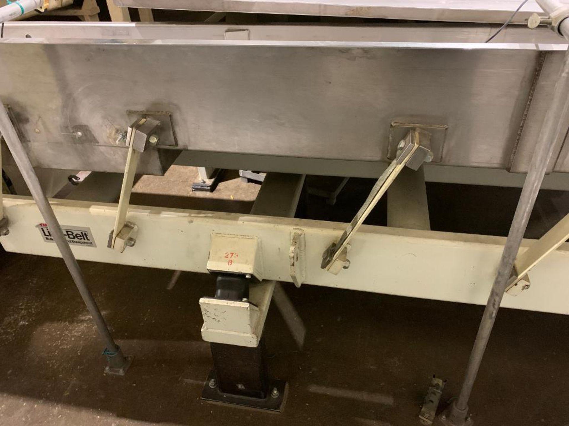 1992 Link-Belt vibratory conveyor, model LBL2405-10X12-10 - Image 6 of 34