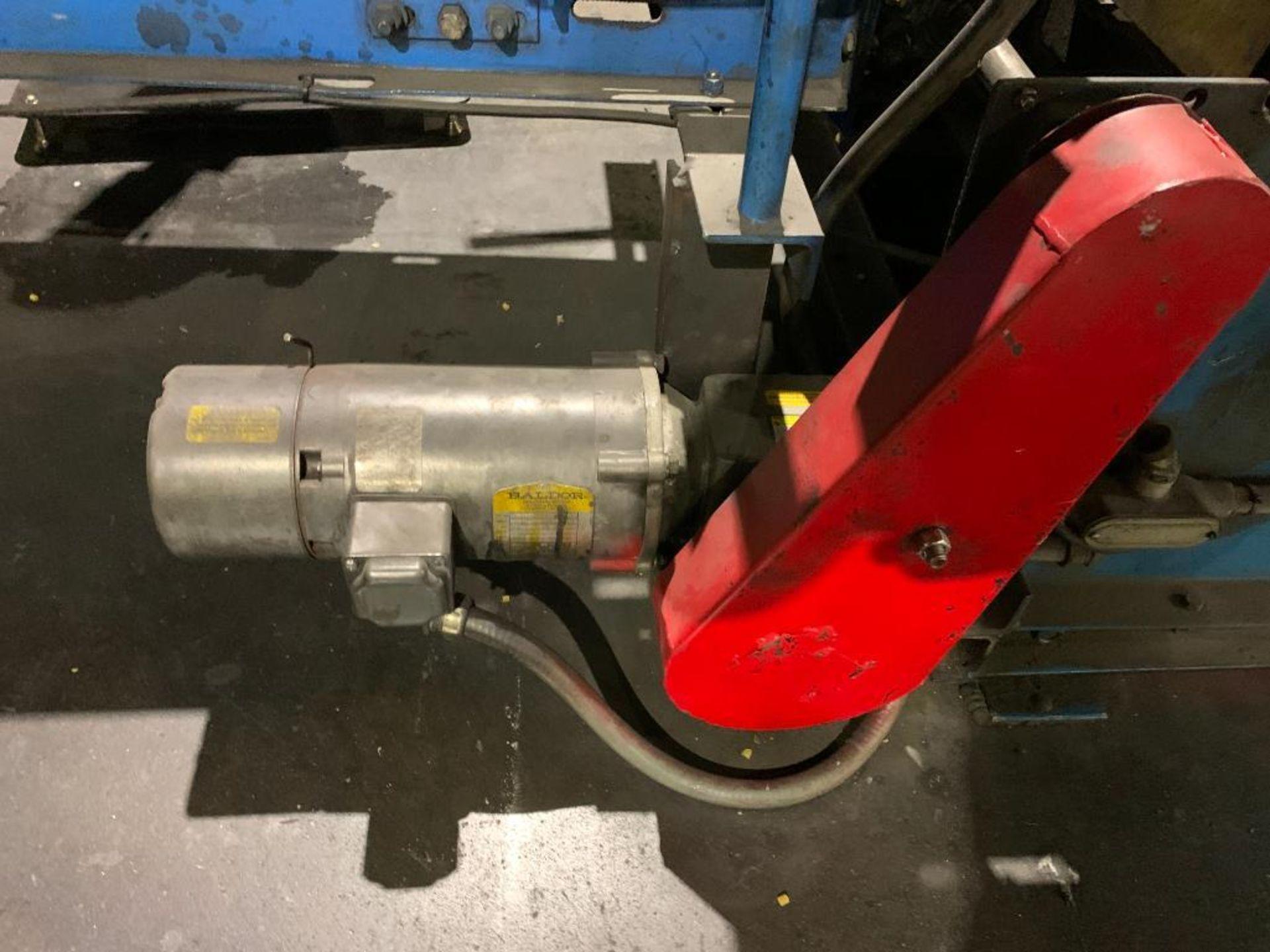 mild steel conveyor - Image 7 of 11