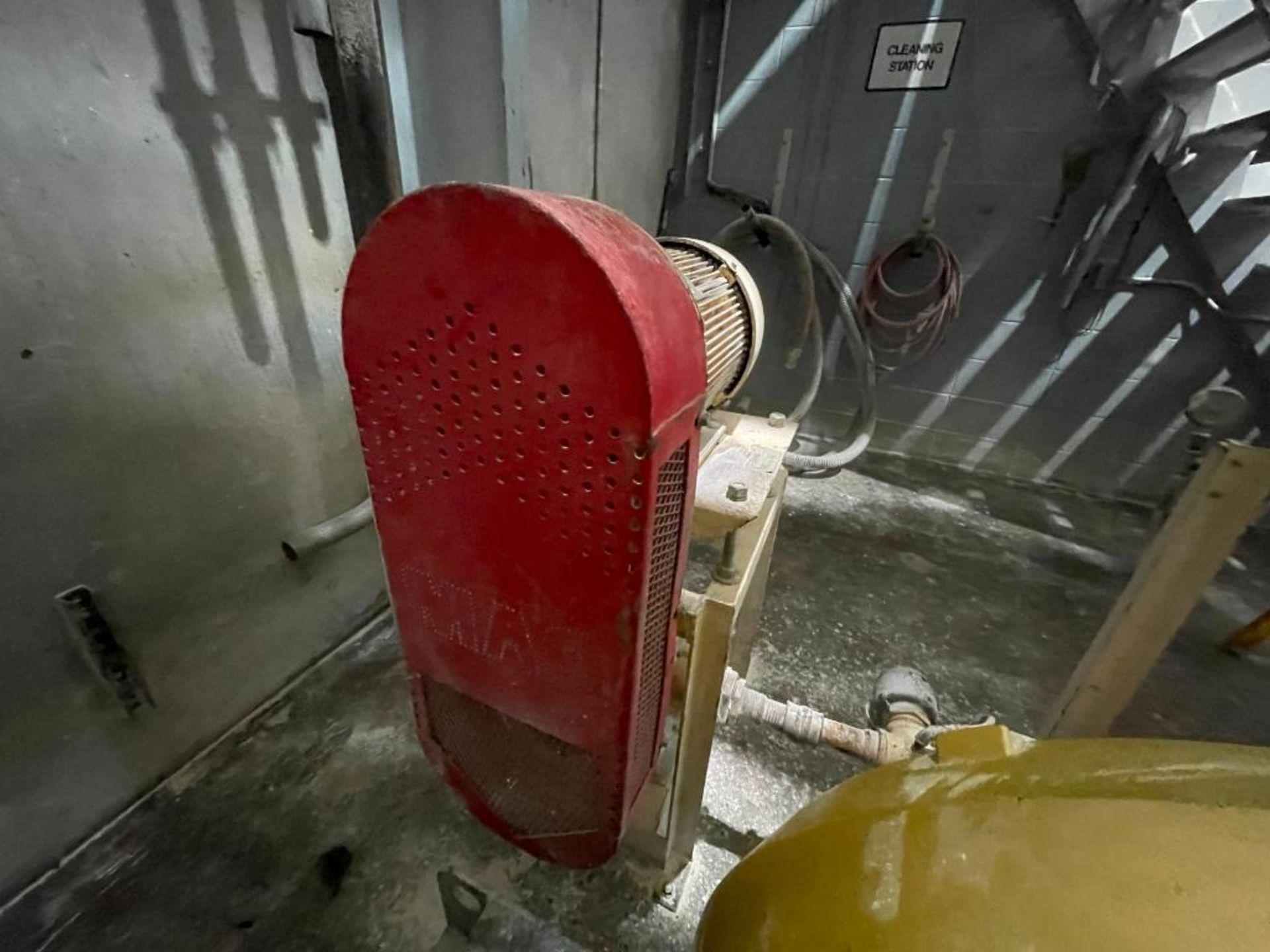 Gardner Denver Duroflow rotary positive blower - Image 8 of 14