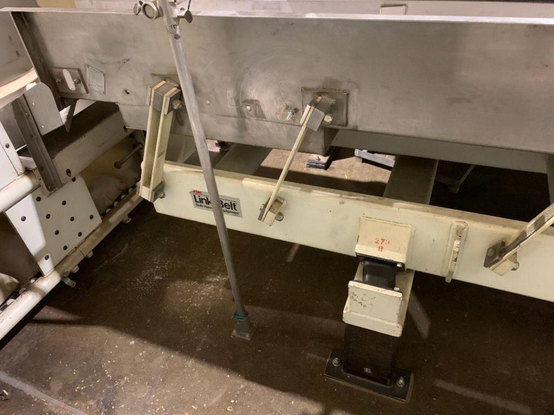1992 Link-Belt vibratory conveyor, model LBL2405-10X12-10 - Image 5 of 34
