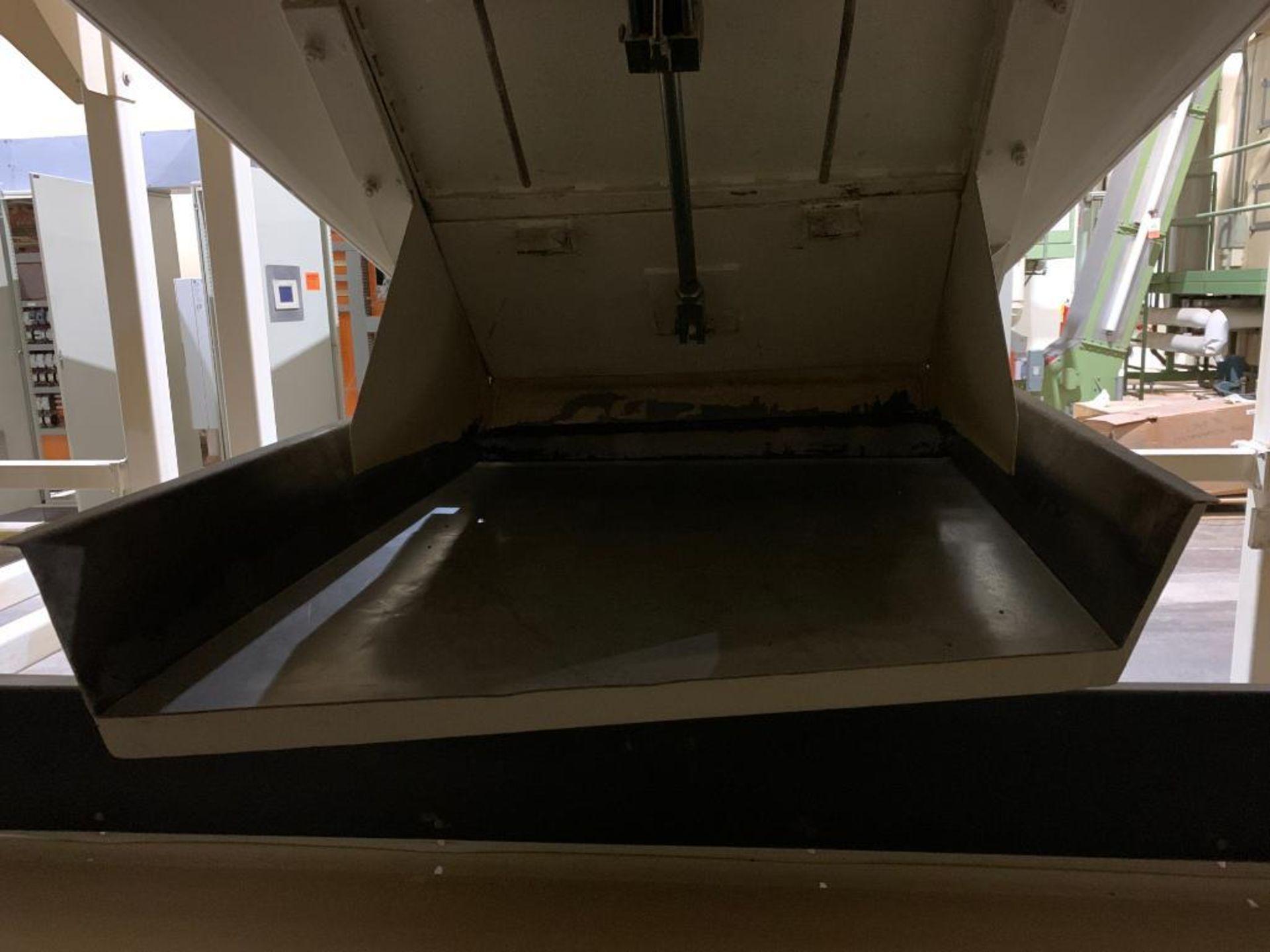 Aseeco mild steel cone bottom bulk storage bin - Image 17 of 27