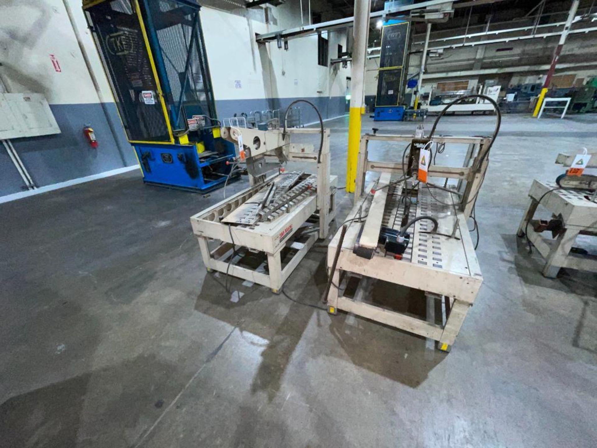 (3) 3M-Matic case taper parts