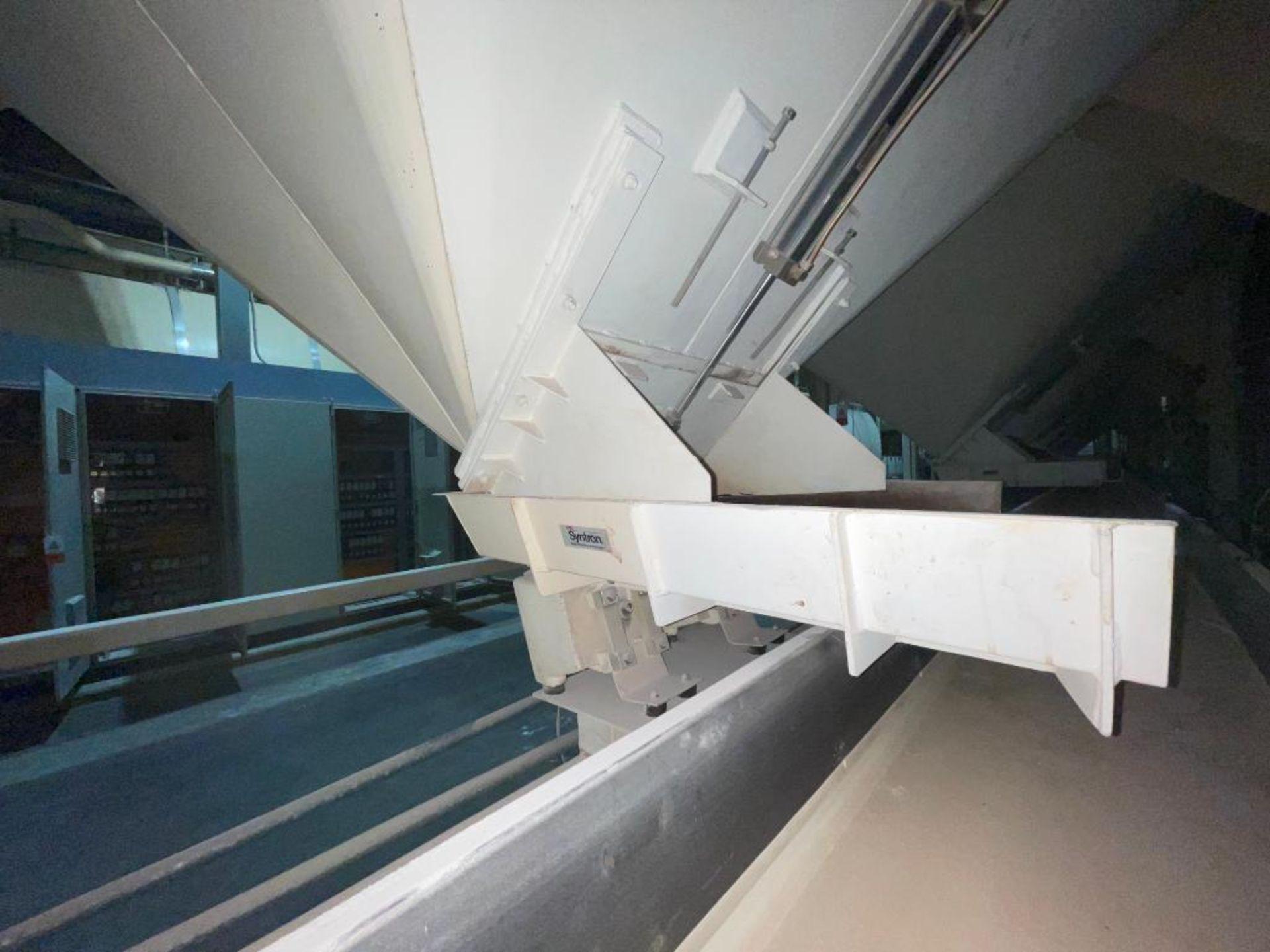 Aseeco mild steel cone bottom bulk storage bin - Image 28 of 28