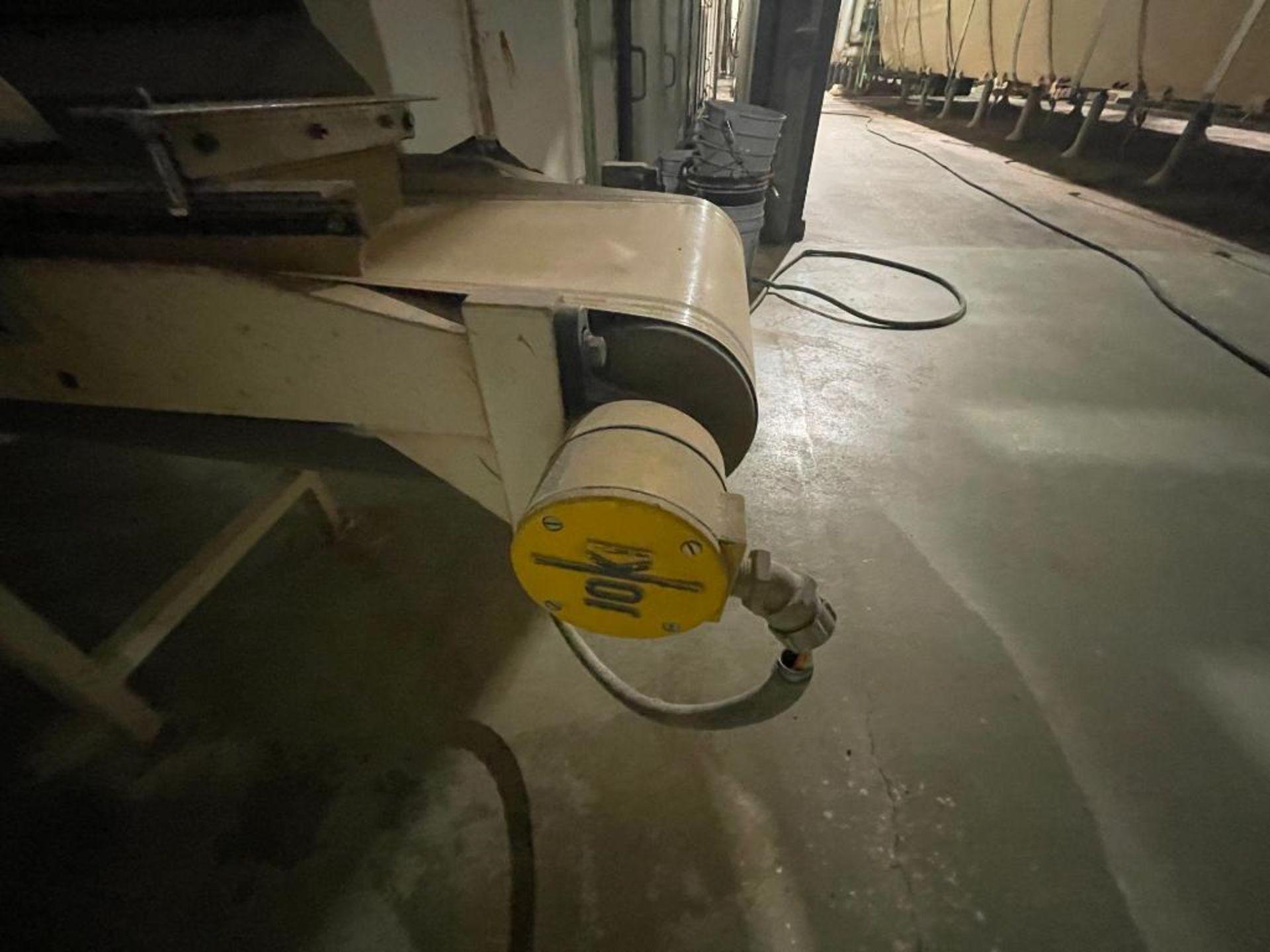 mild steel belt conveyor - Image 13 of 16