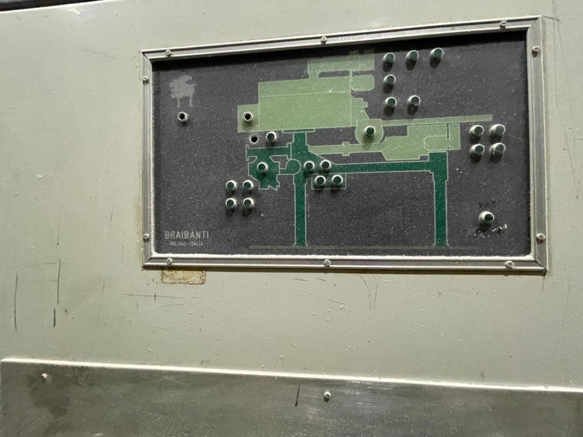 3-door cabinet with PLC and VFD's - Image 17 of 20