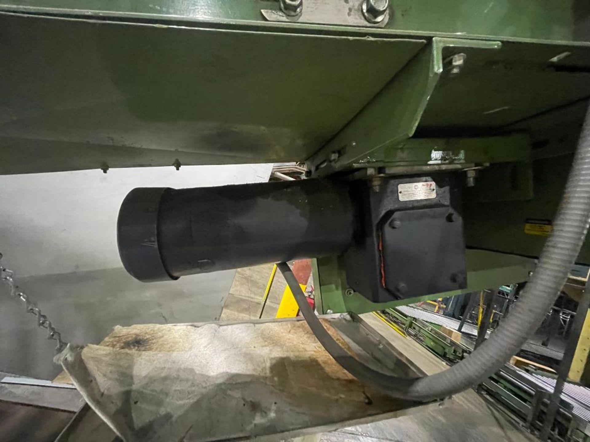 Buschman mild steel incline conveyor - Image 7 of 17