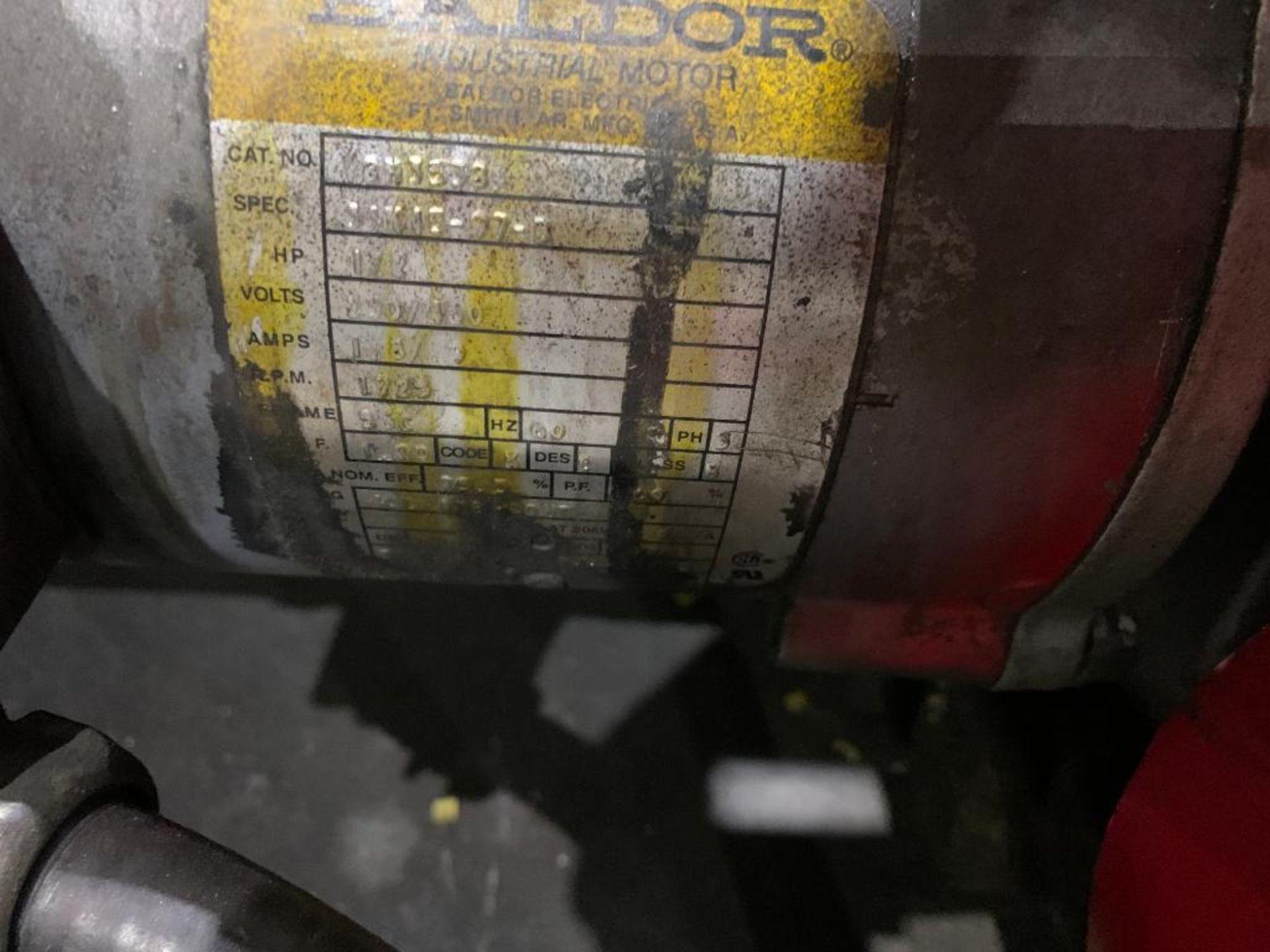 mild steel conveyor - Image 8 of 11