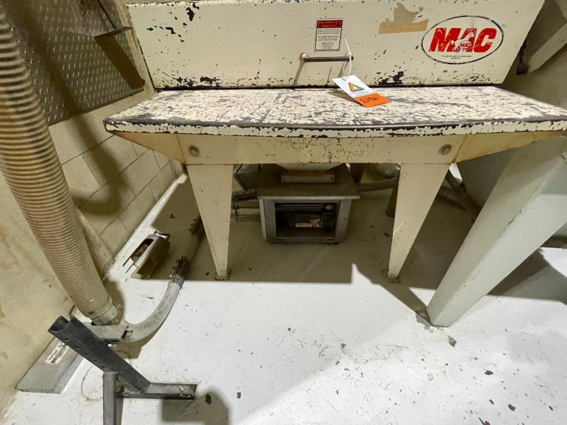 MAC dry ingredients dump station - Image 4 of 24