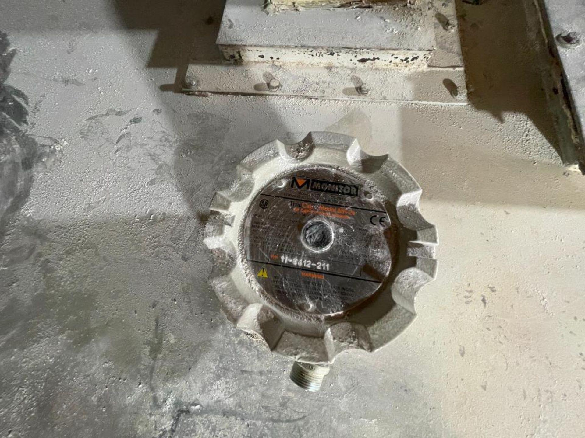 MAC mild steel cone bottom bin - Image 12 of 12