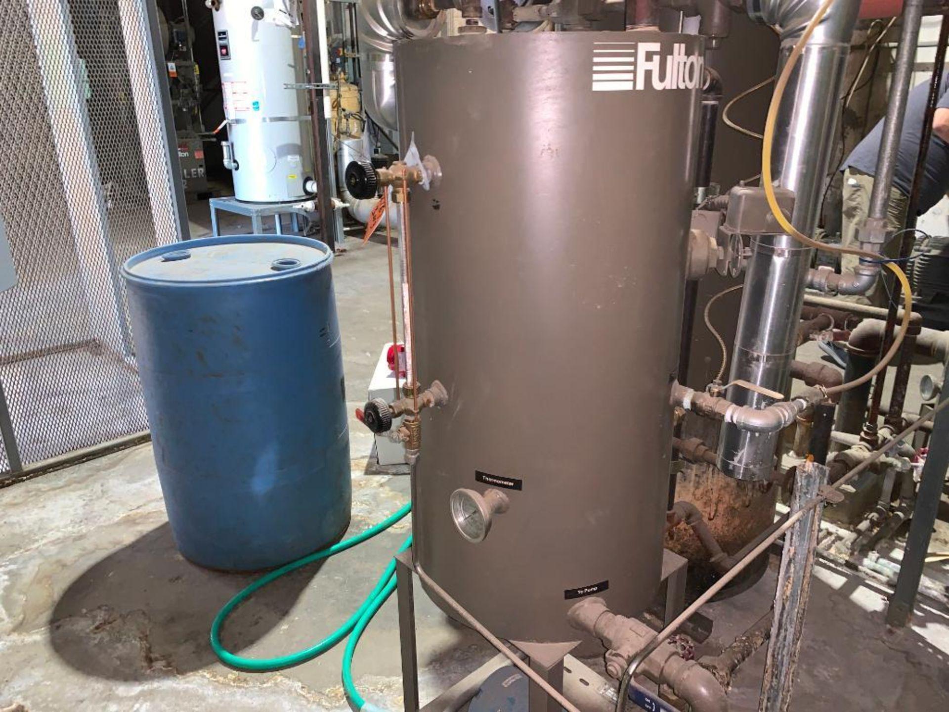 2014 Fulton steam boiler - Image 15 of 23