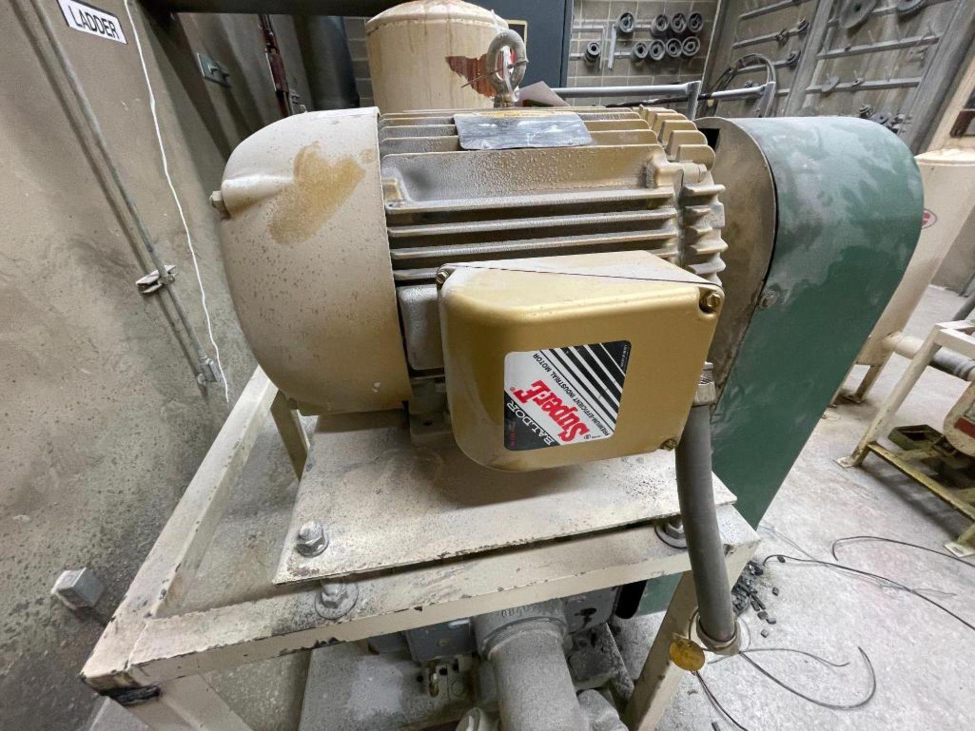 Gardner Denver rotary positive blower - Image 9 of 33