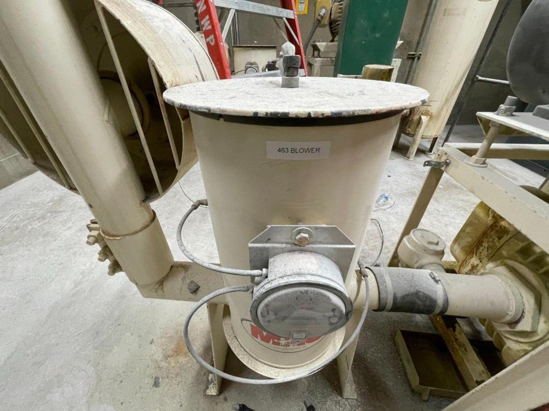 Sutorbilt rotary positive blower - Image 15 of 21