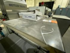 Mettler Toledo metal detector and high speed check weigher