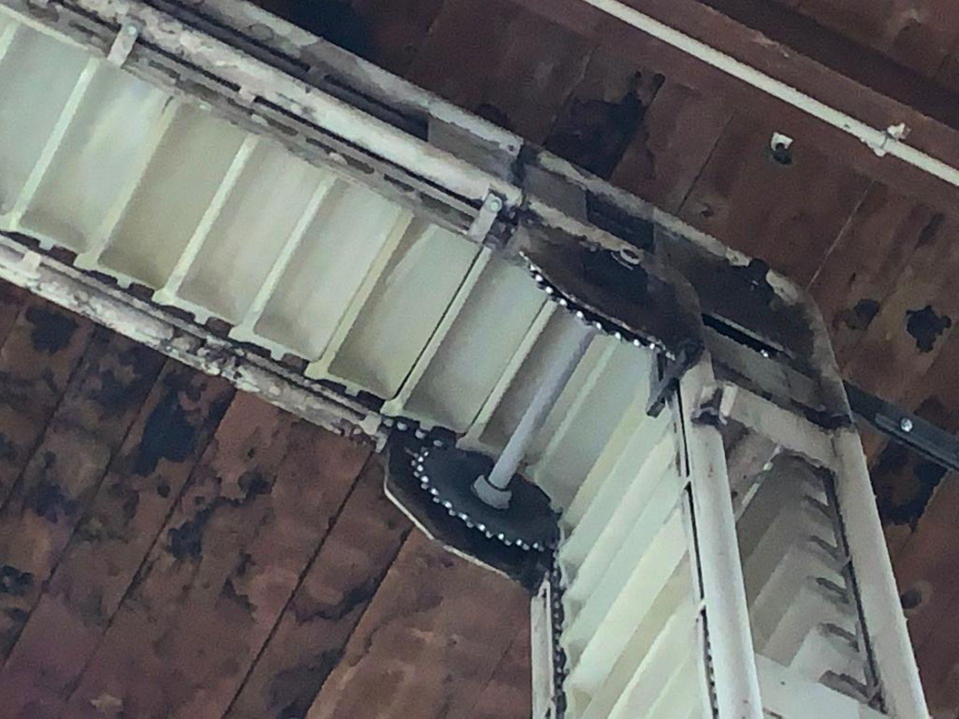 Aseeco overlapping bucket elevator - Image 9 of 11
