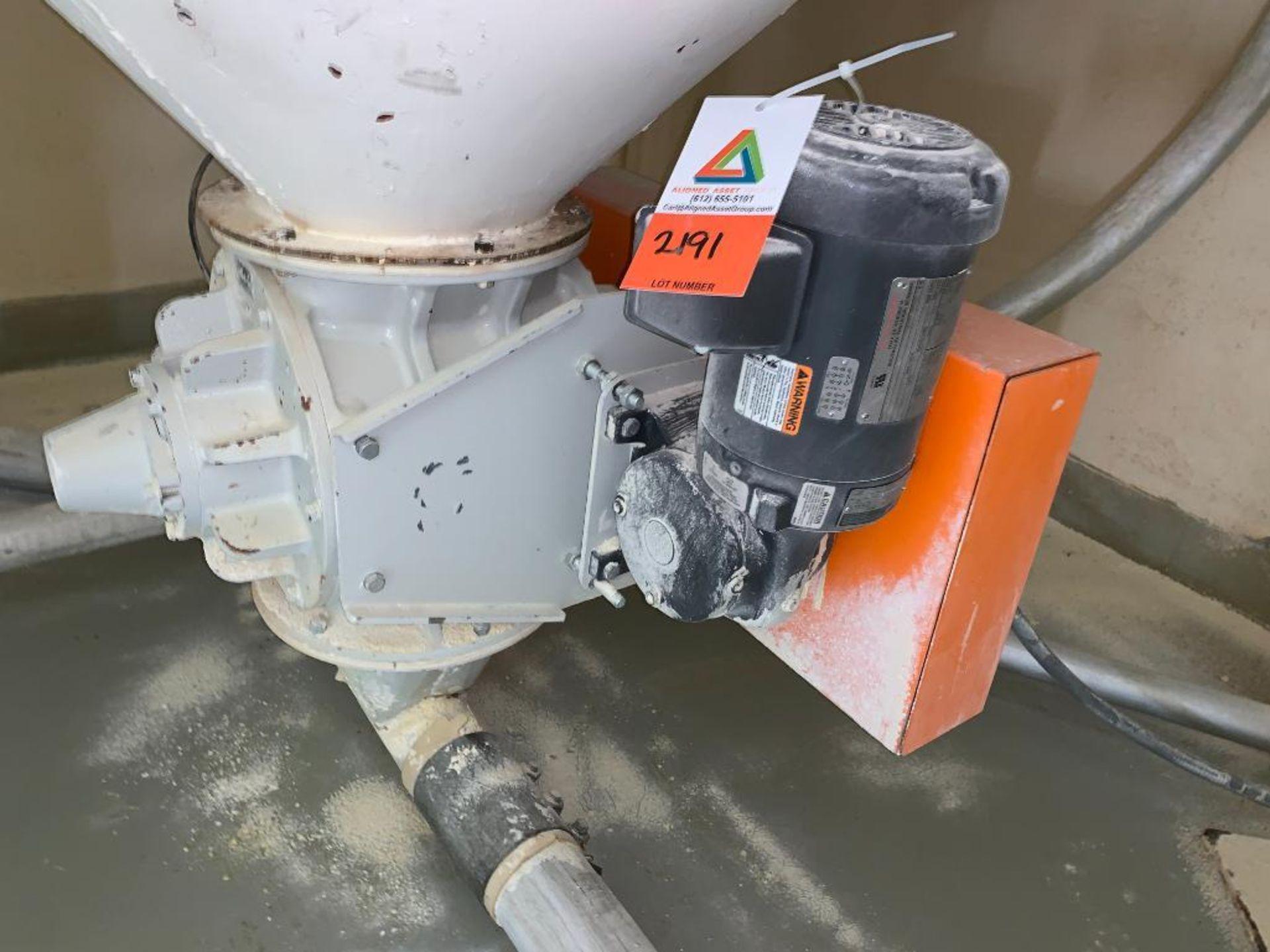 MAC 12 in. rotary lock