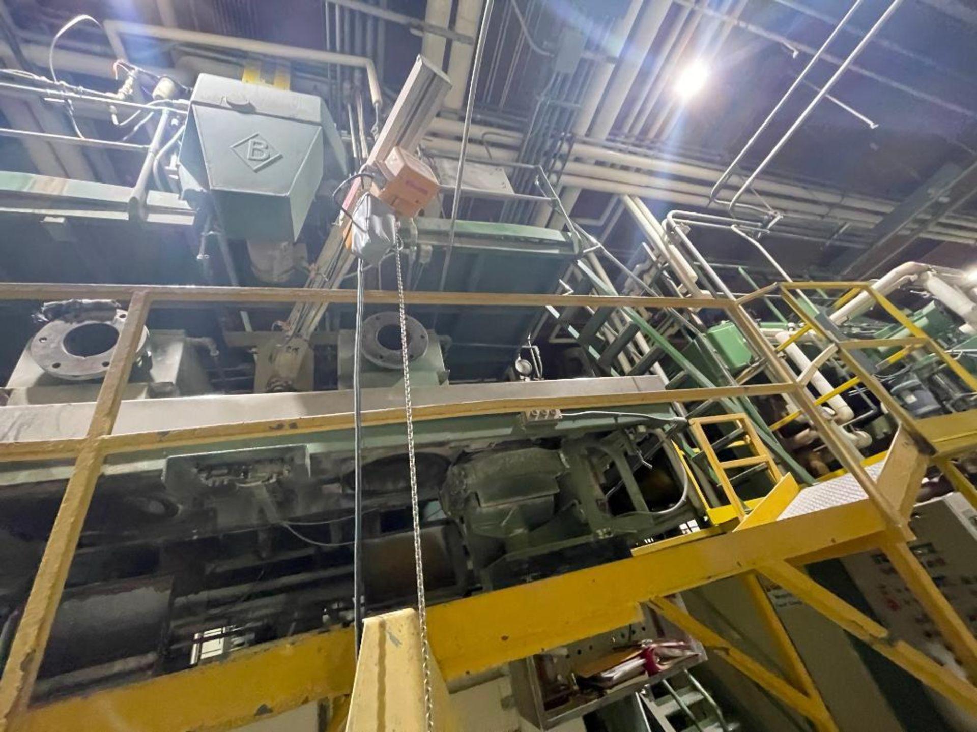 Harrington .25 ton chain hoist - Image 7 of 7