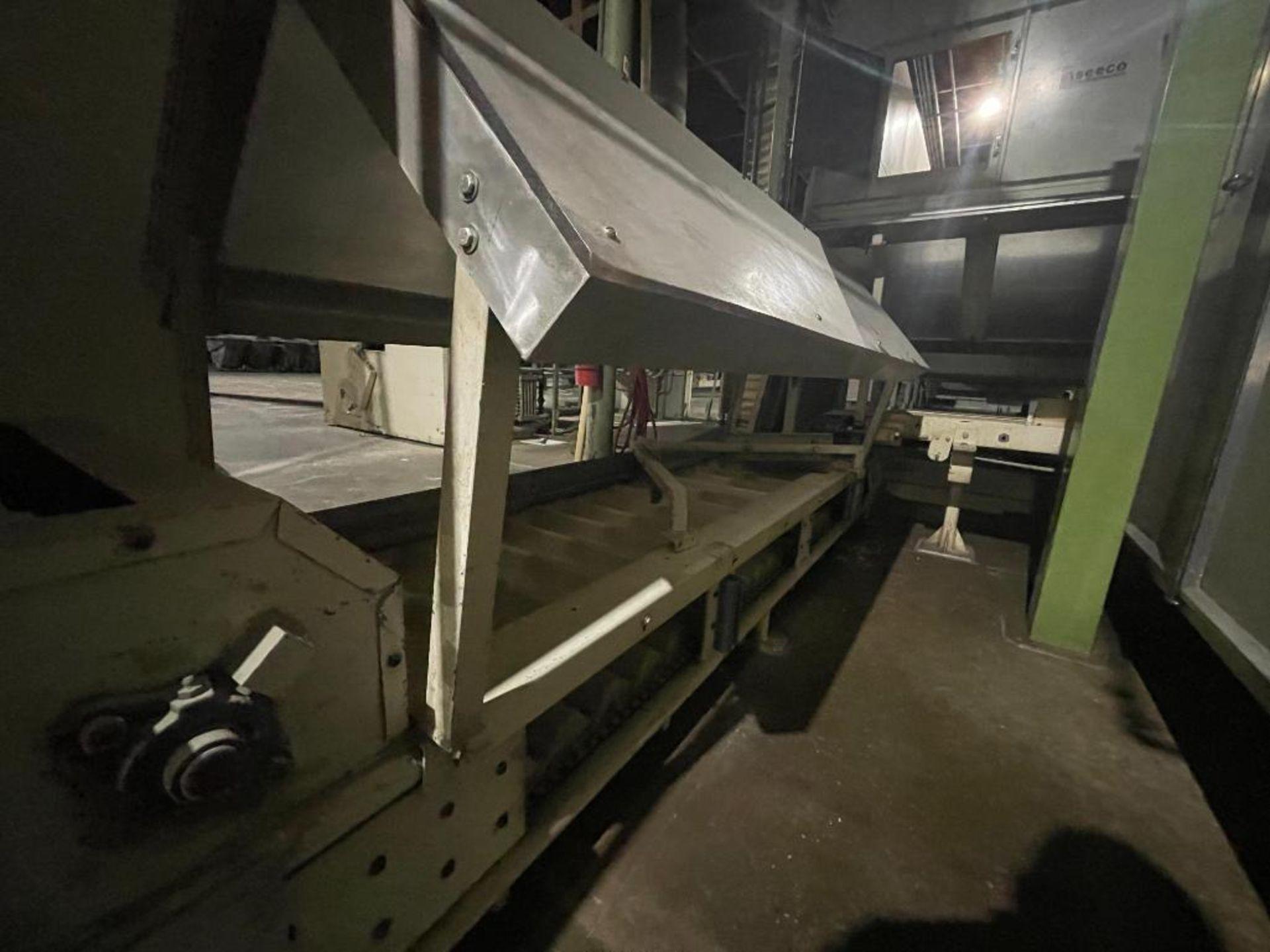 Aseeco overlapping bucket elevator - Image 10 of 14