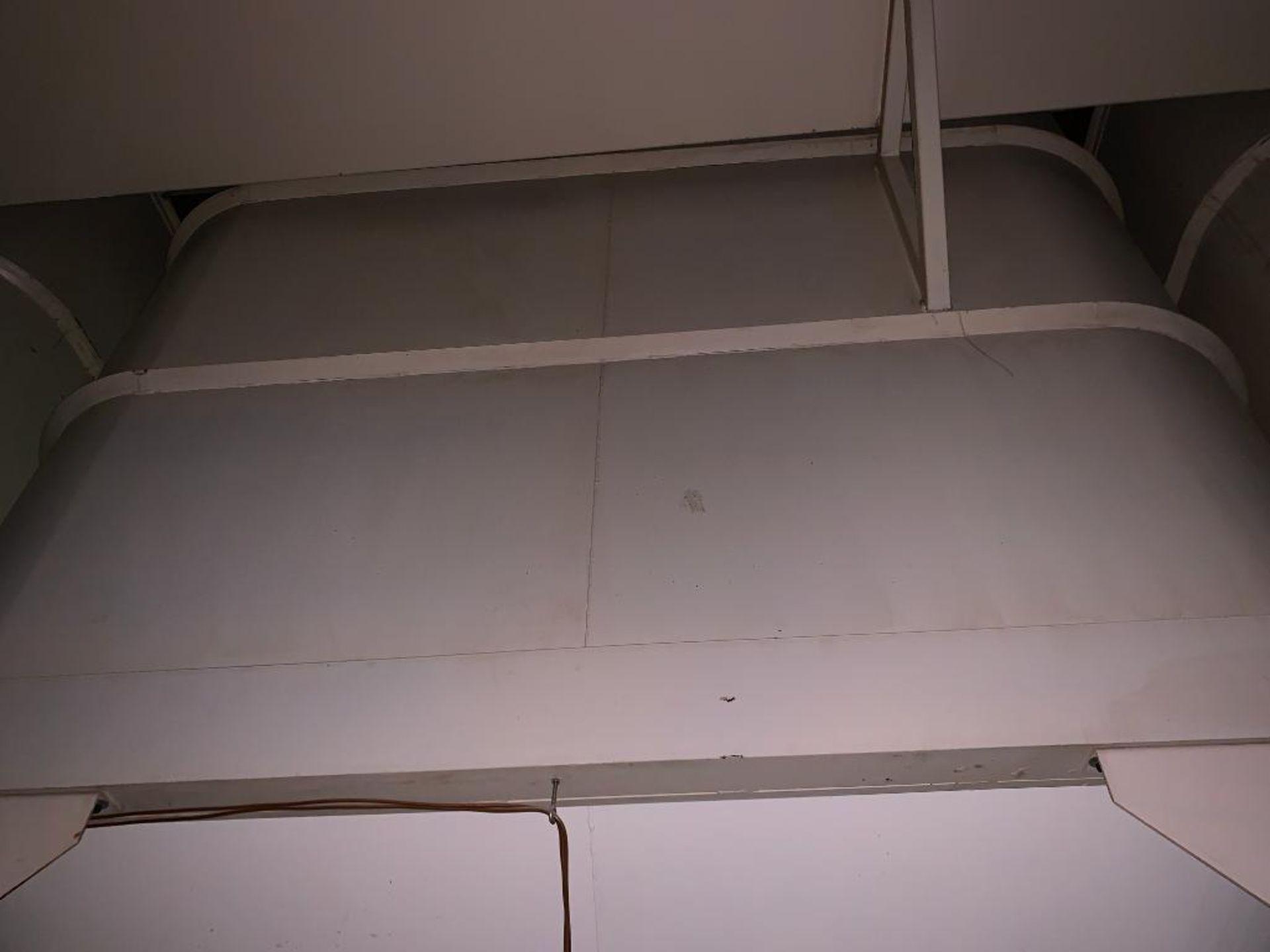 Aseeco mild steel cone bottom bulk storage bin - Image 22 of 23