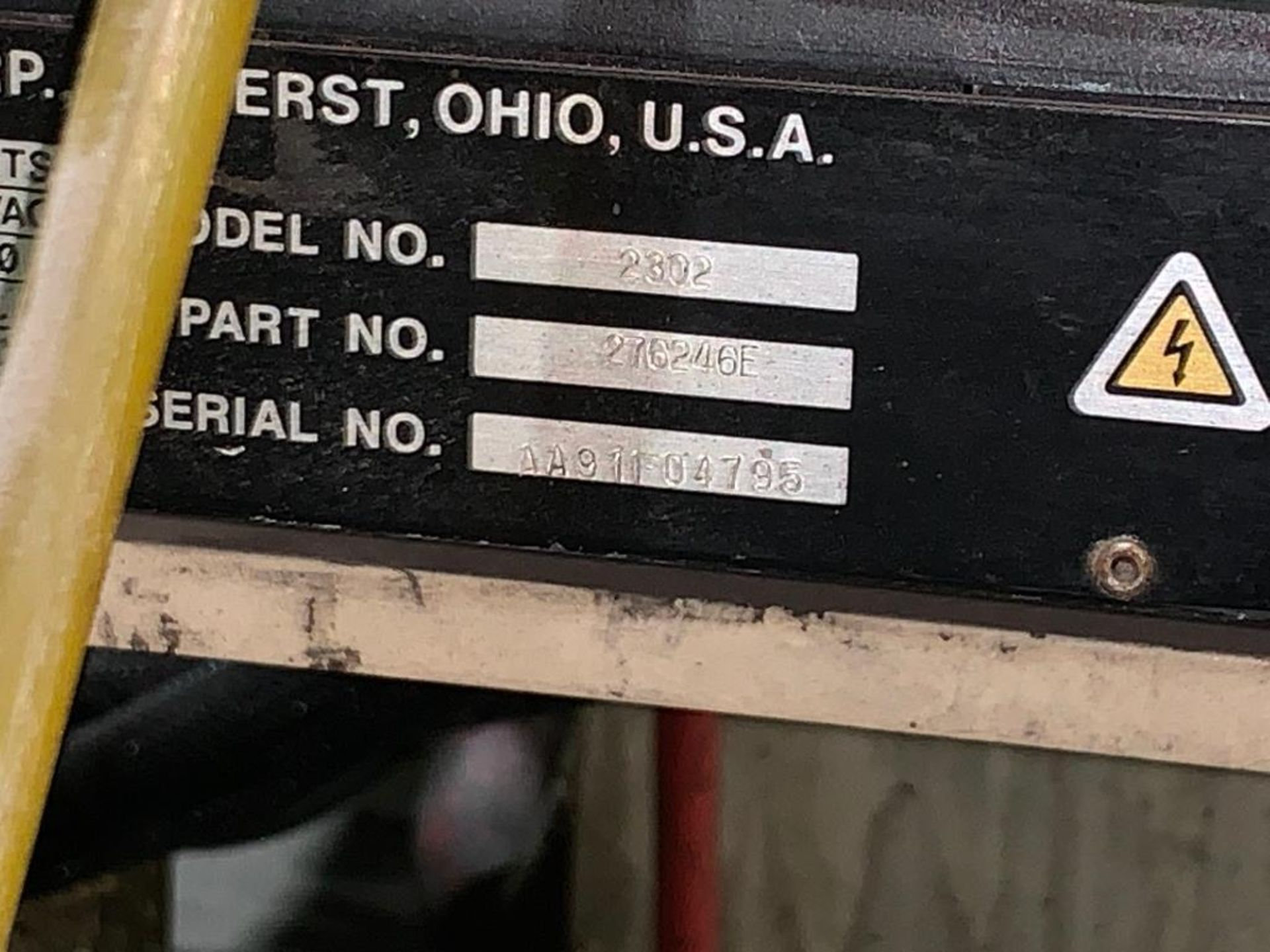 Salwasser case erector and case packer, model L41 - Image 27 of 45