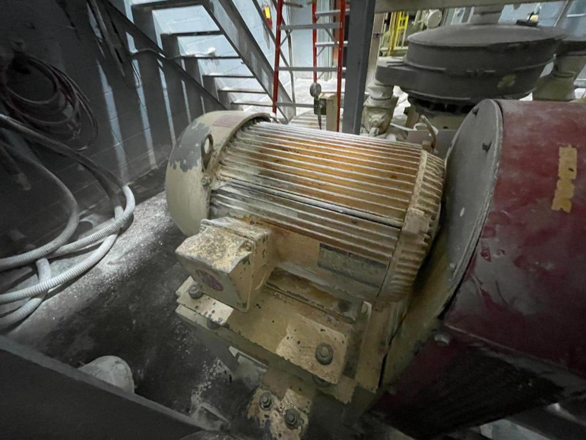Gardner Denver Duroflow rotary positive blower - Image 12 of 14