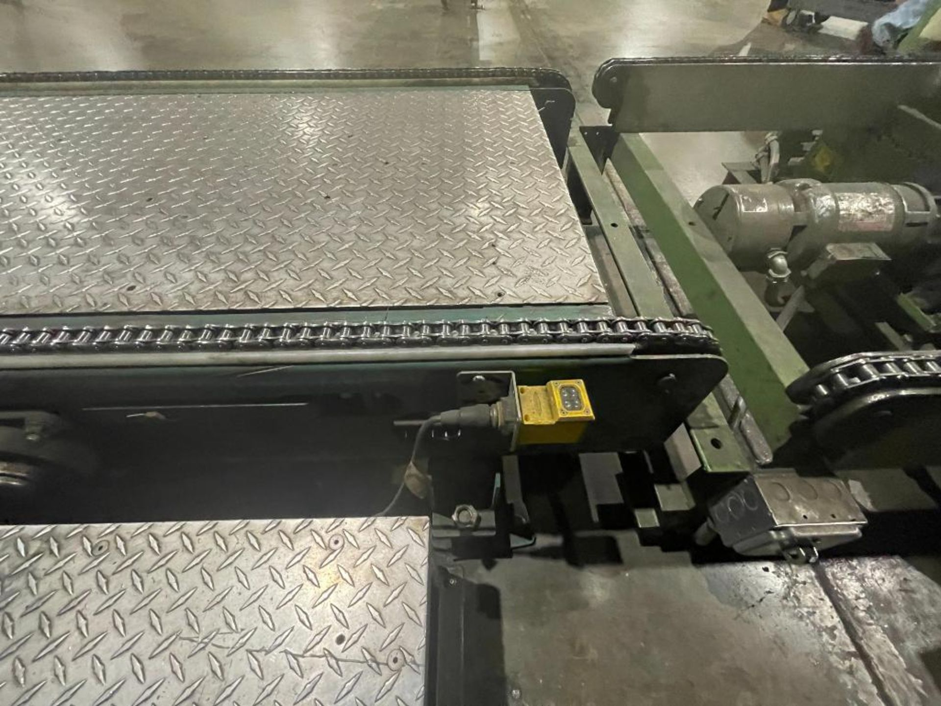 Automated Conveyor Systems full pallet conveyor - Image 9 of 12