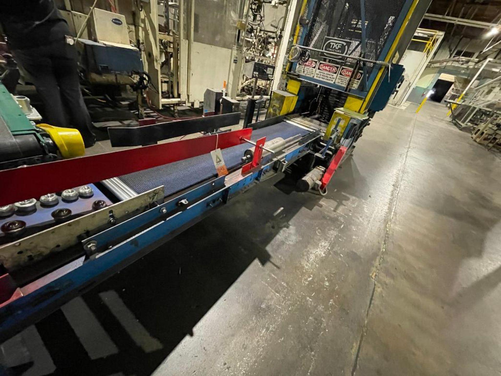 mild steel conveyor - Image 4 of 11