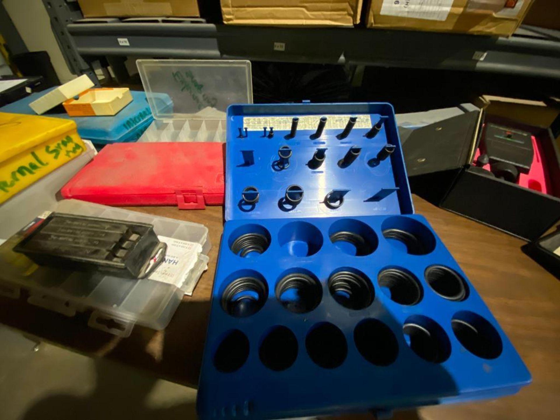 measuring equipment and thread repair - Image 15 of 18