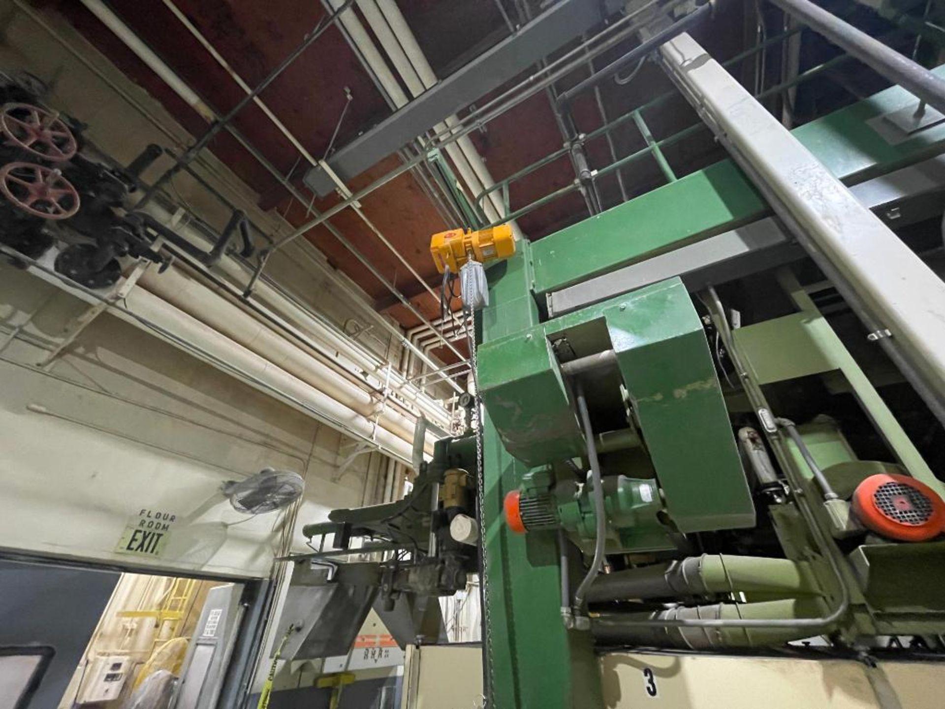 Harrington .25 ton chain hoist - Image 6 of 10