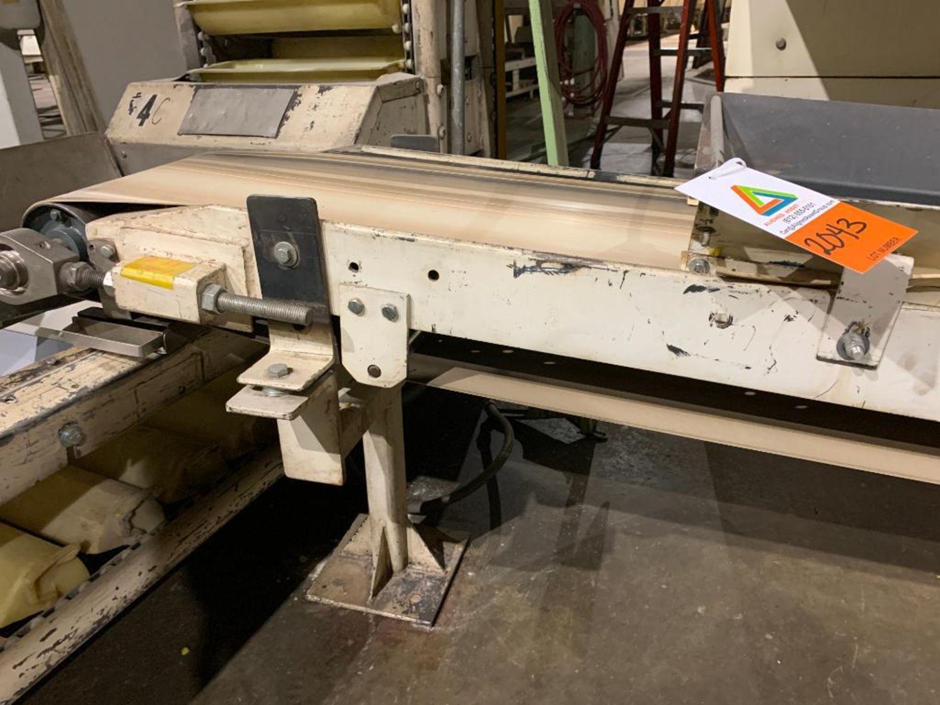 mild steel conveyor - Image 6 of 9