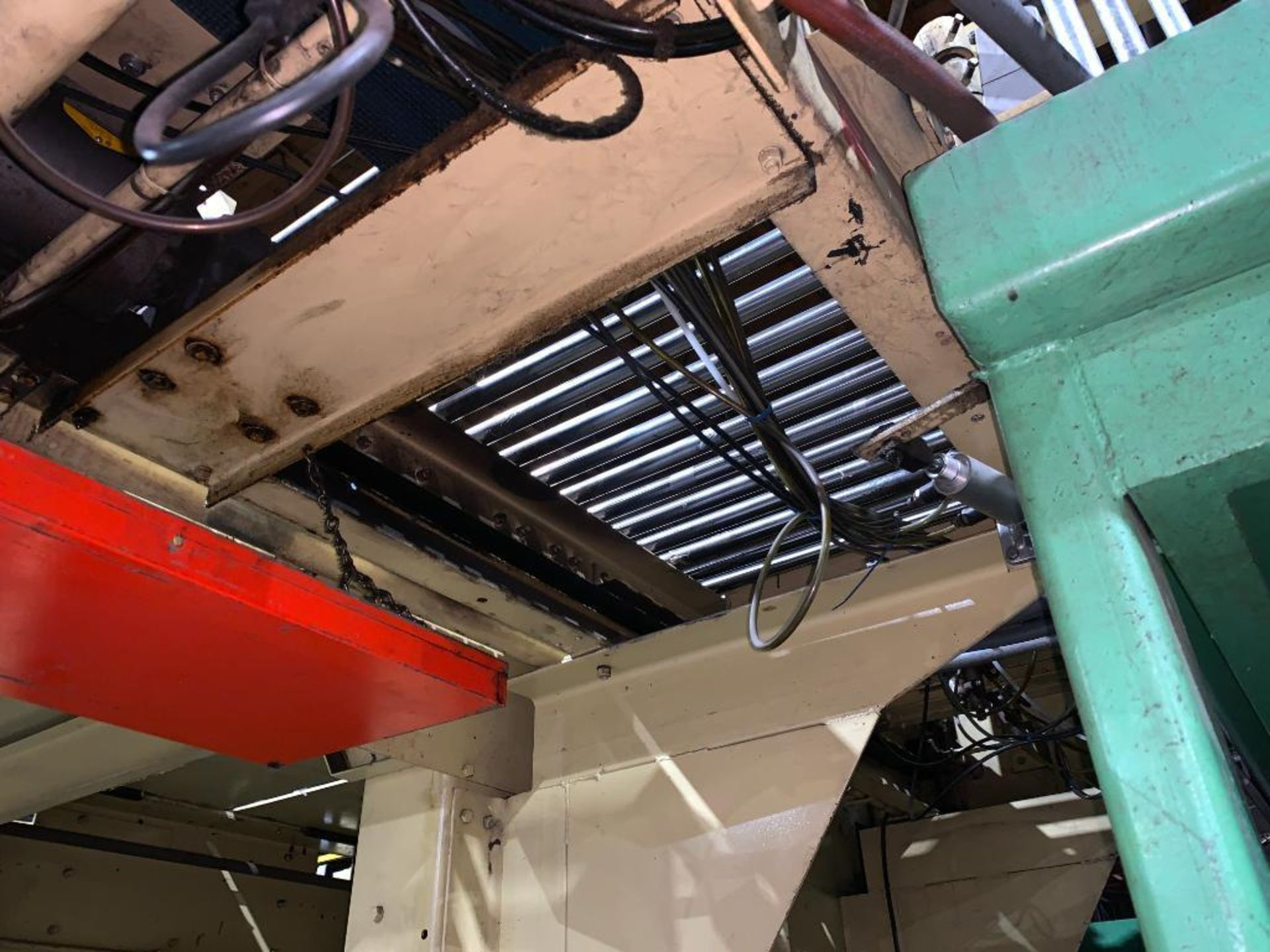 1992 Currie top to bottom palletizer, machine number LSP-5-1177 - Image 33 of 53