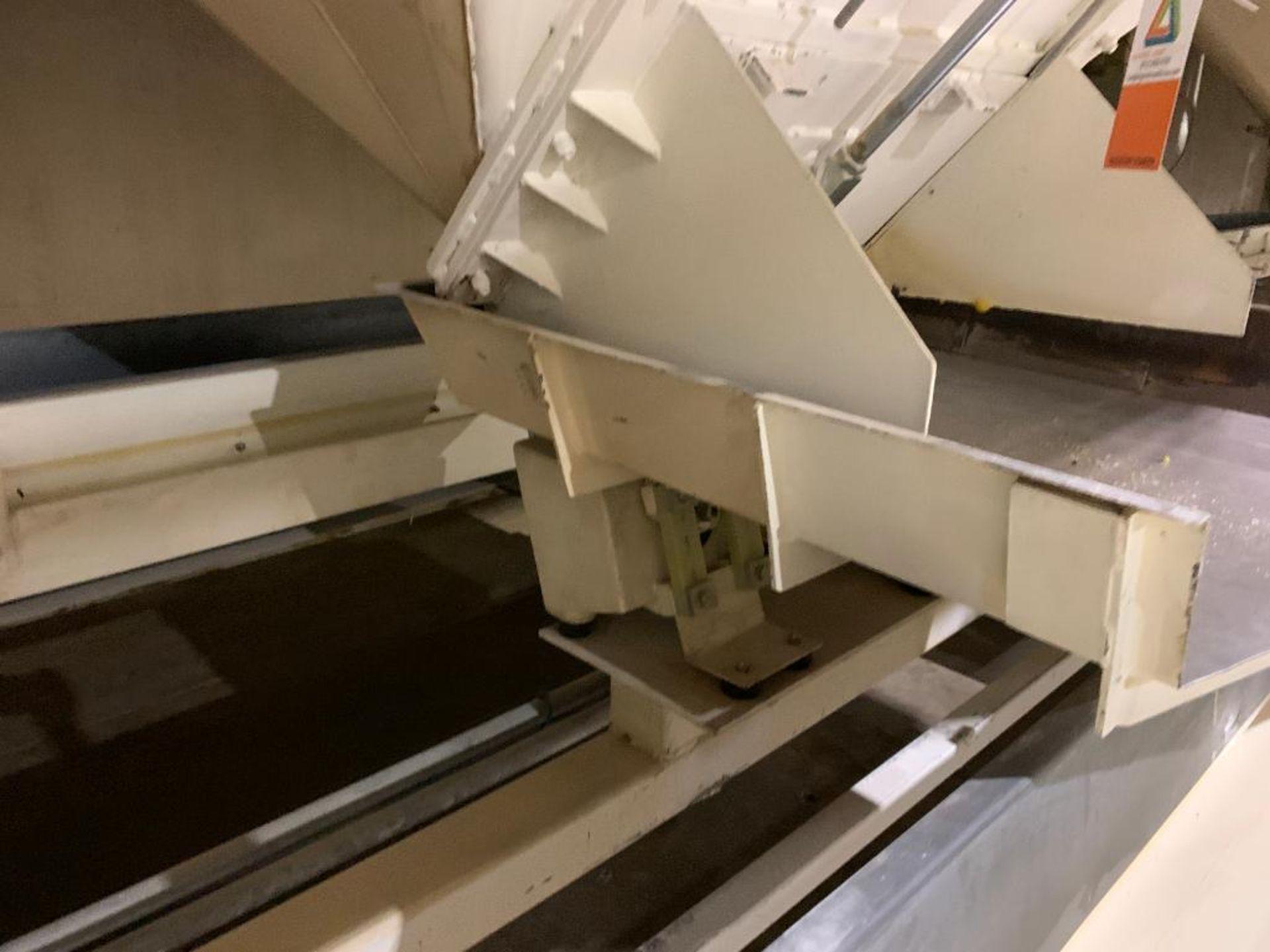 Aseeco mild steel cone bottom bulk storage bin - Image 16 of 25