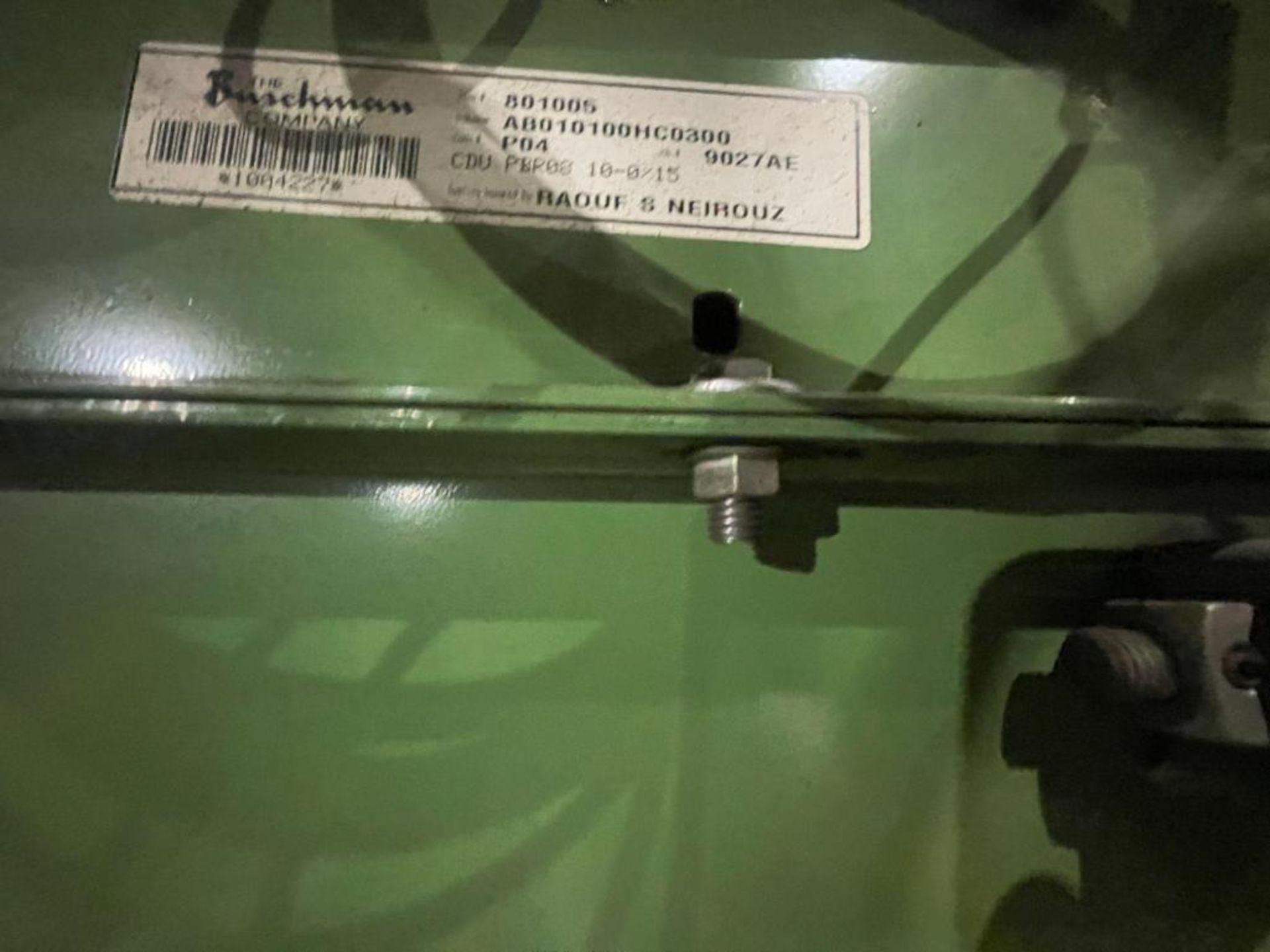 Buschman mild steel incline conveyor - Image 13 of 17