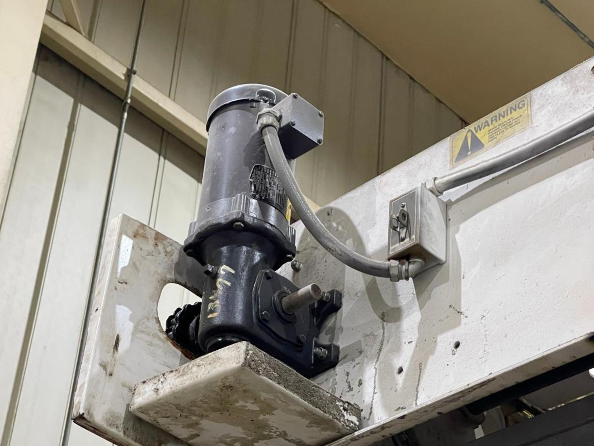 Meyer horizontal bucket elevator, model PQ-172-12-BCS - Image 13 of 19