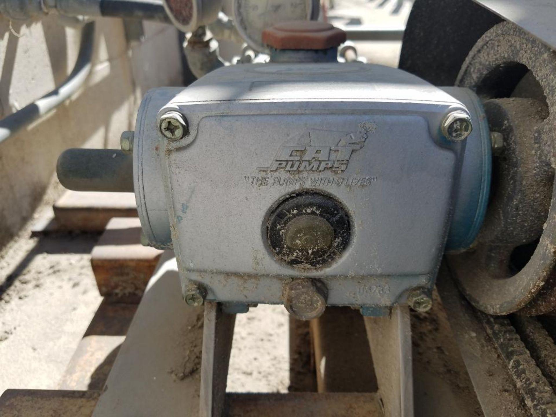 CAT high pressure piston pump - Image 3 of 4