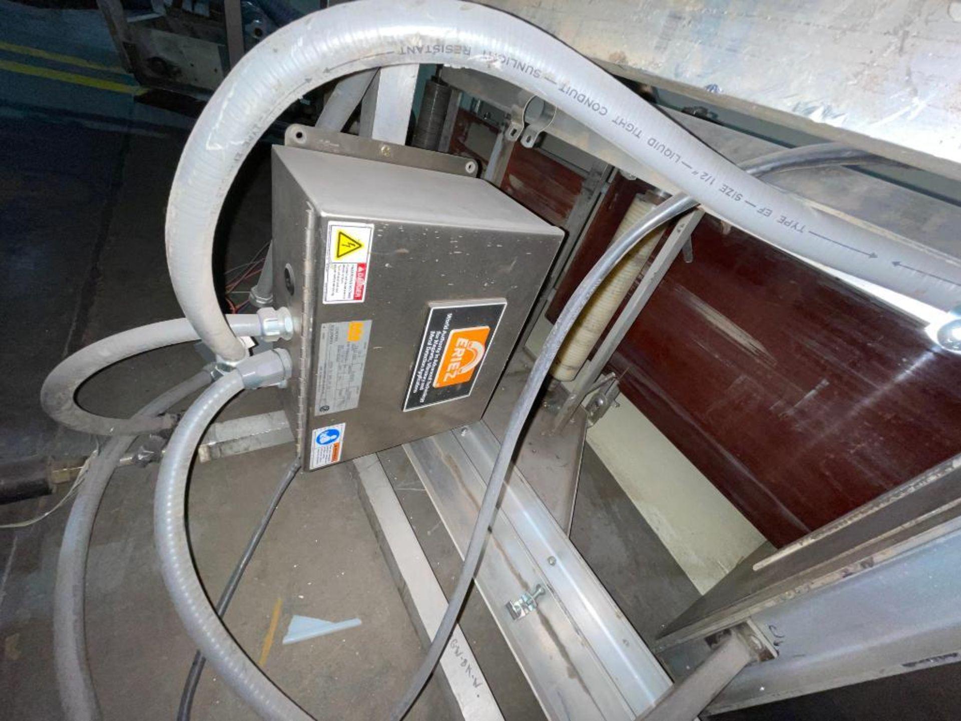 Eriez EZTC metal detector for parts - Image 7 of 10