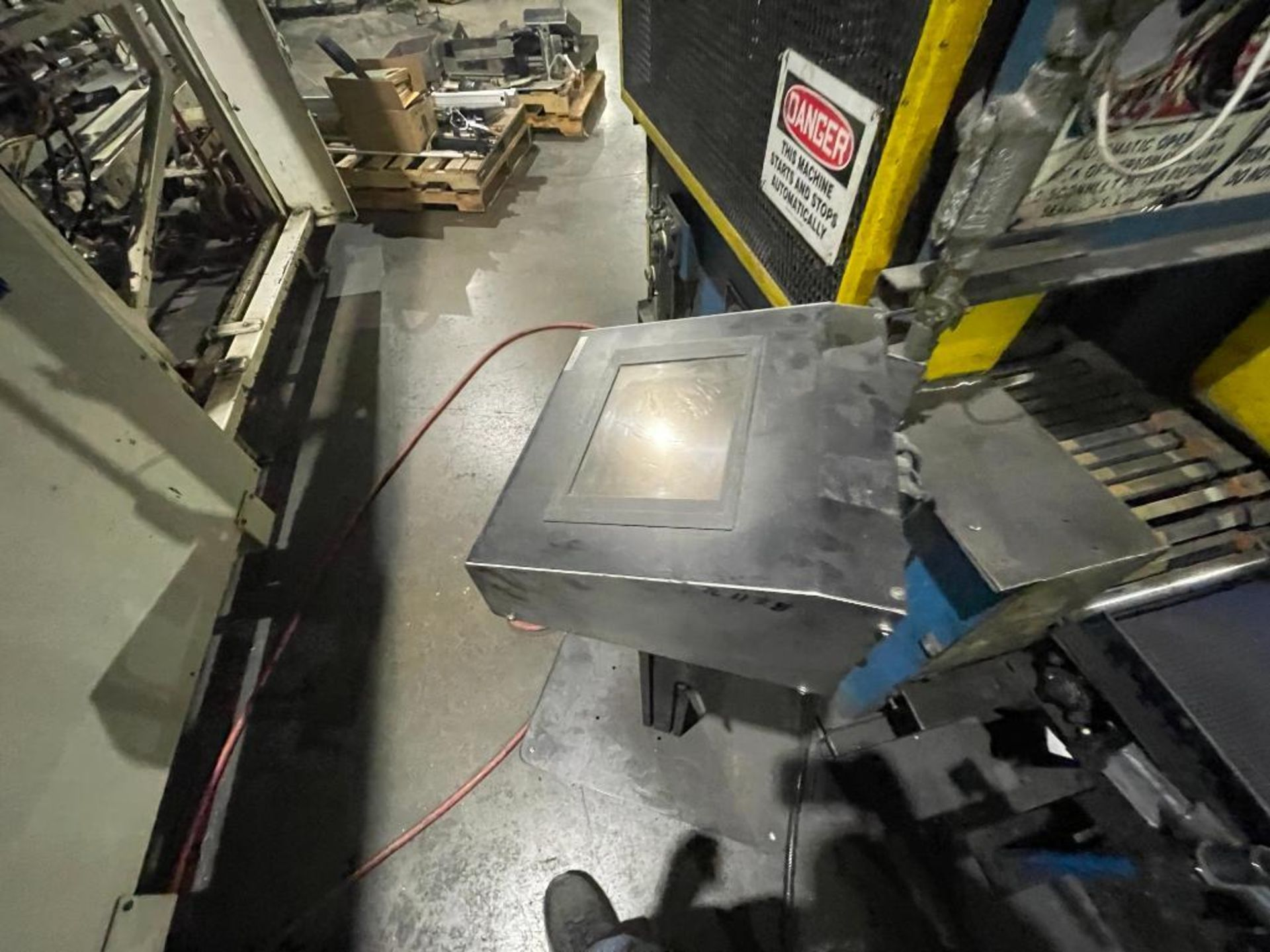 Automatic Printing Systems case coder - Image 8 of 18