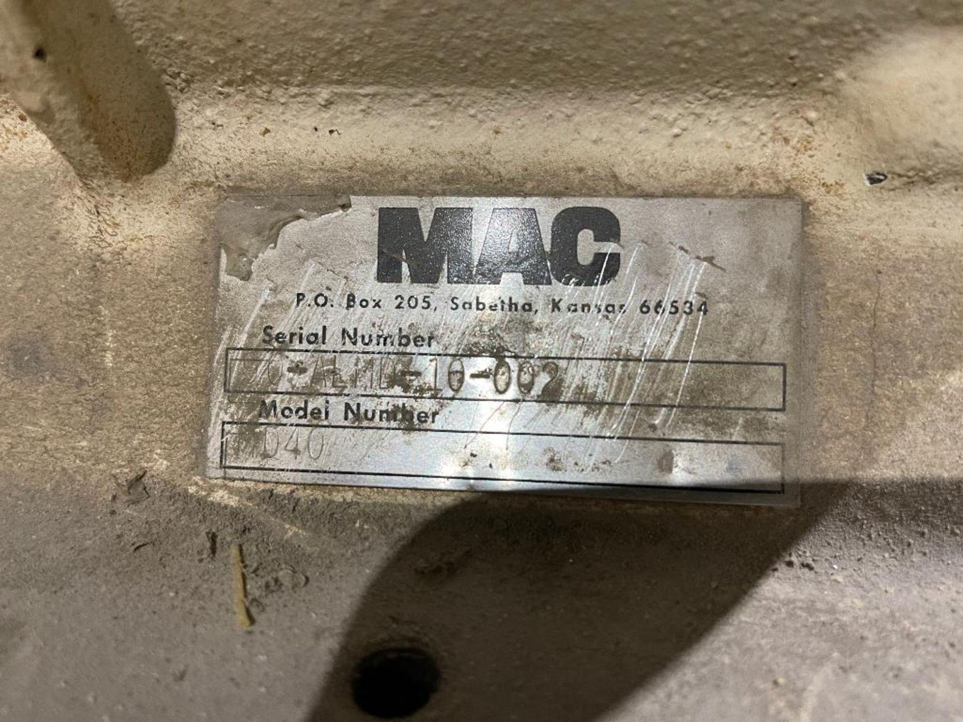 MAC mild steel cyclone - Image 6 of 11