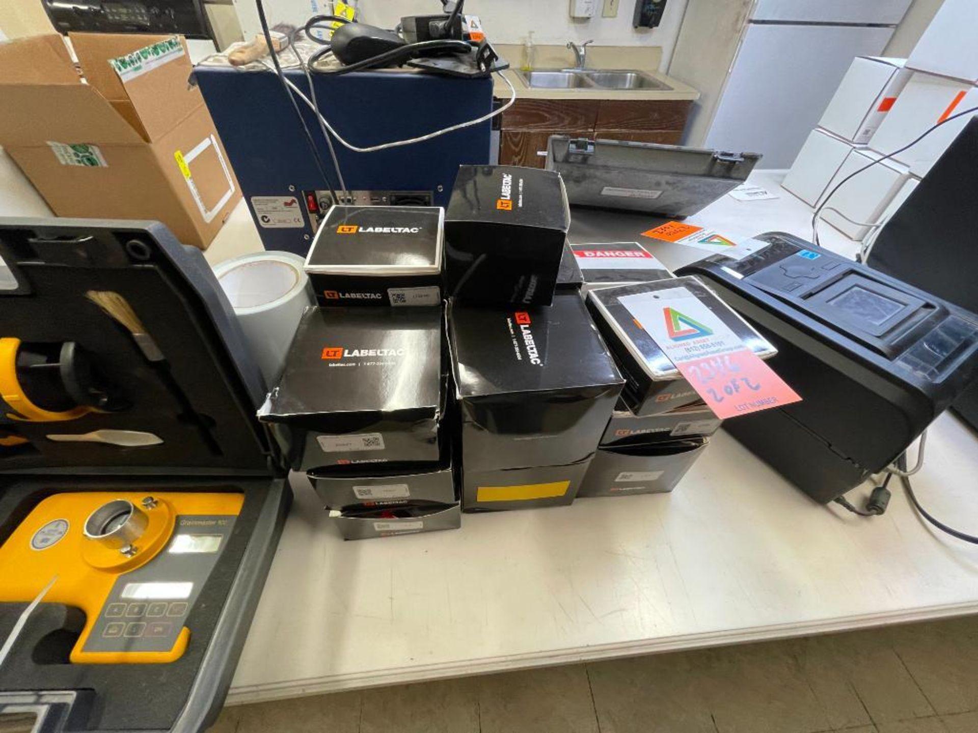 Labeltac label printer - Image 5 of 6