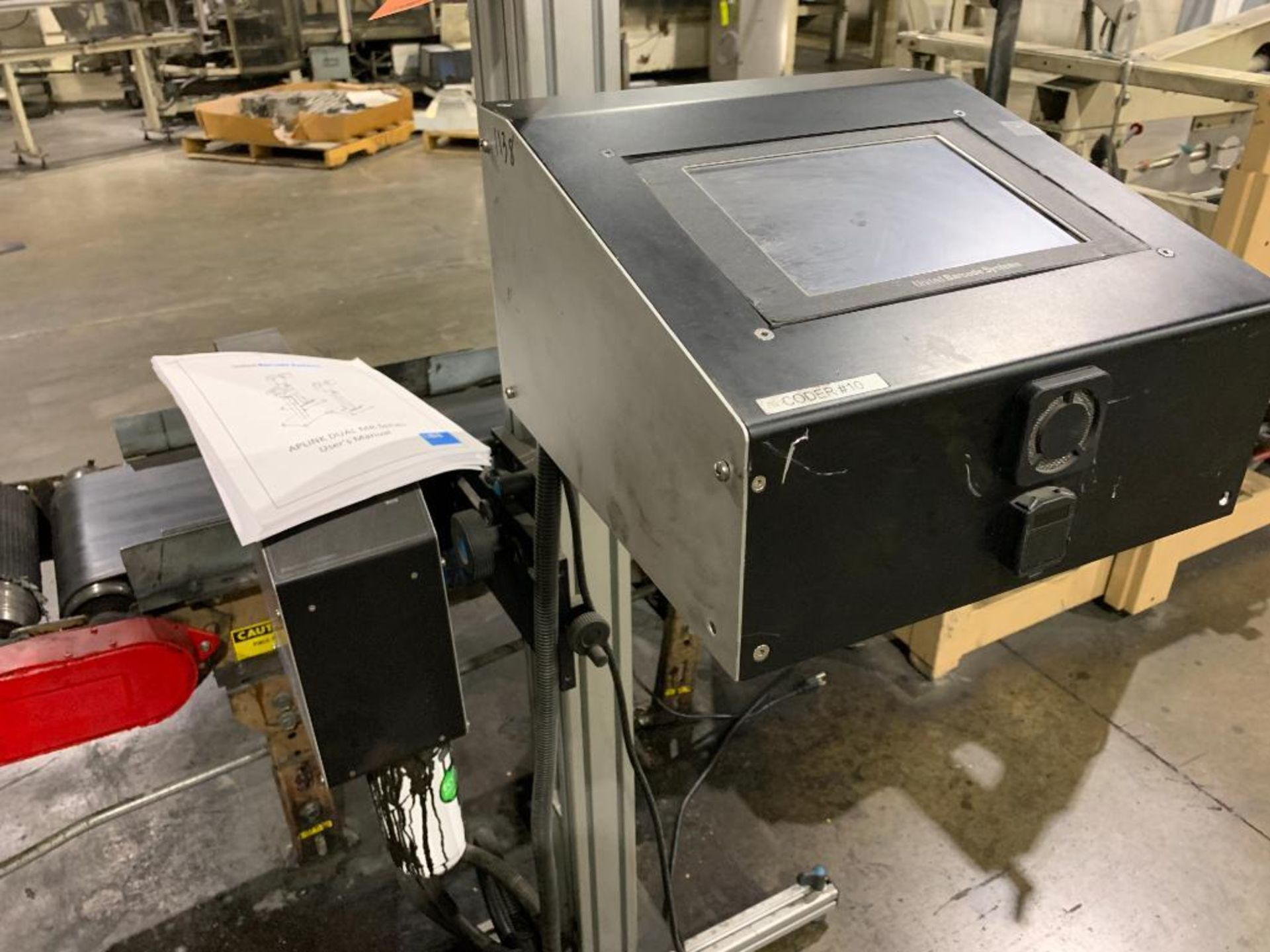 Automatic Printing Systems case coder - Image 2 of 13